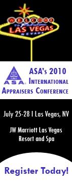 ASA International Appraiser's Conference